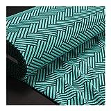 Stoff am Stück Stoff Polyester Viskose Elastan Jacquard