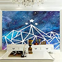 ZCLCHQ 3D写真の壁紙 抽象的なパターン 大壁絵画リビングルーム寝室の背景壁壁画 壁画 SIZE:350x250cm