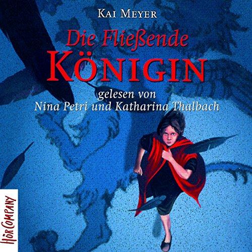 Die Fließende Königin audiobook cover art