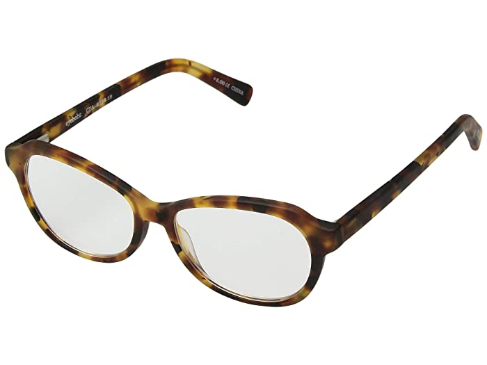 Cpa (Tortoise) Reading Glasses Sunglasses