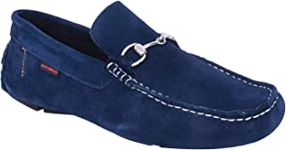Maplewood Gates NavyBlue Loafer Shoes for Men