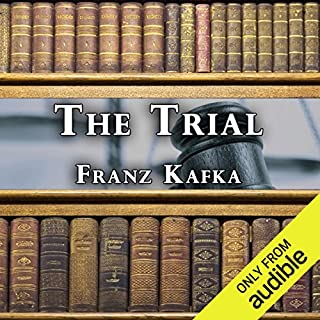 The Trial [Alpha DVD]                   By:                                                                                                                                 Franz Kafka                               Narrated by:                                                                                                                                 Dick Hill                      Length: 8 hrs and 29 mins     117 ratings     Overall 4.0