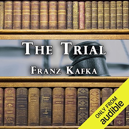 The Trial [Alpha DVD] audiobook cover art