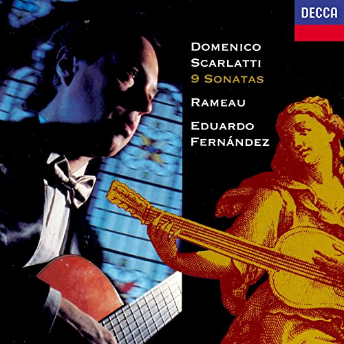 Rameau: Suite in E Minor for Harpsichord, RCT2 - Trans. for Guitar - 3. Gigue en Rondeau (Transcr. Fernández)