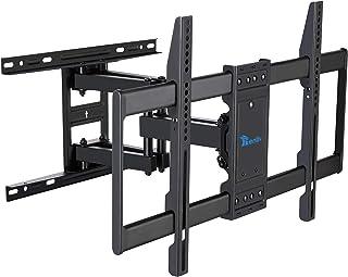 RENTLIV テレビ壁掛け金具 大型 37-70インチ対応 アーム式 耐荷重60kg LCD LED 液晶テレビ用 前後&左右&上下多角度調節可能 VESA600x400mm