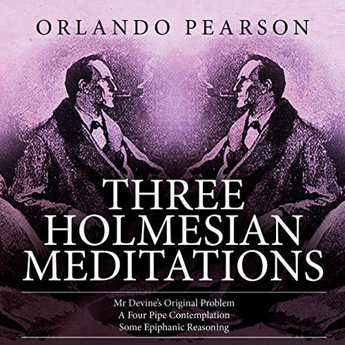 Three Holmesian Meditations Titelbild