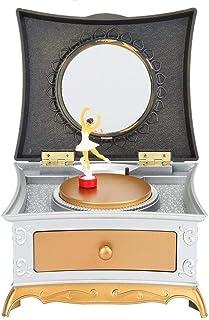 Boîte à Musique Jouets musicaux de Bijoux Boîte Mariage Cadeau d'anniversaire for Les Filles ami Boîte à Musique MJZGYY (C...