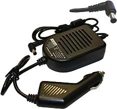 Power4Laptops Adaptador CC Cargador de Coche portátil Compatible con Sony Vaio VGN-FW11E