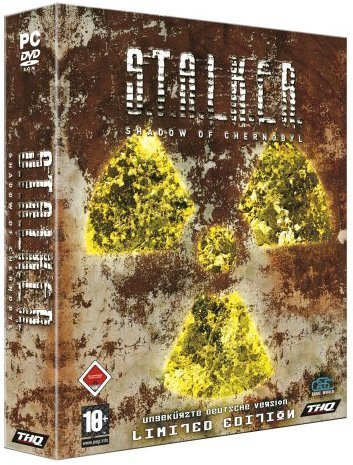 S.T.A.L.K.E.R. - Radiation Pack (DVD-ROM)