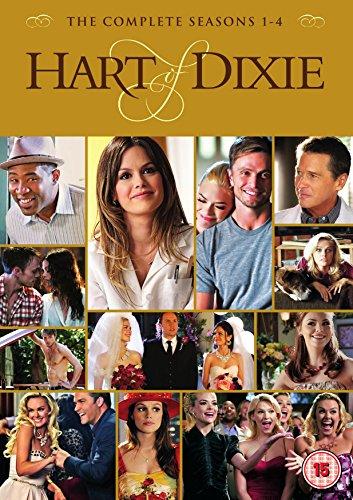 Hart Of Dixie - Season 1-4 [Import anglais] [DVD]