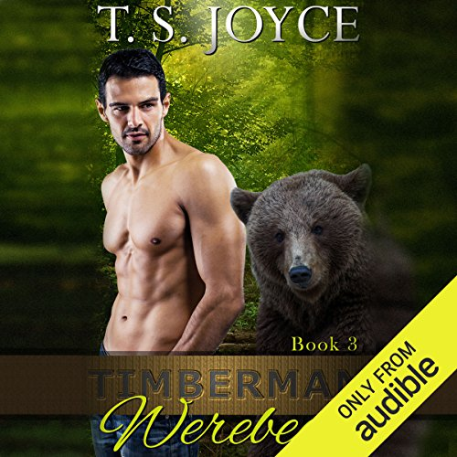 Timberman Werebear audiobook cover art