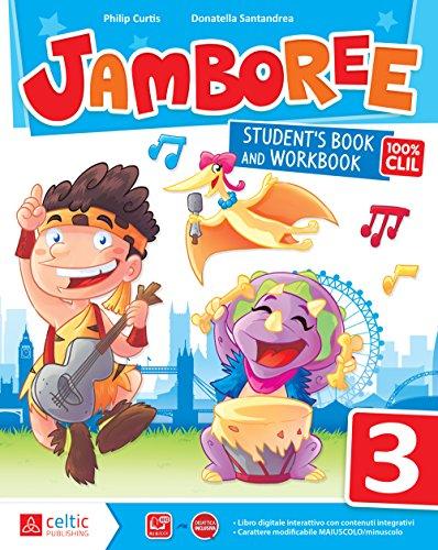 Jamboree. Per la Scuola elementare. Con e-book. Con espansione online (Vol. 3)