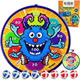 Dart Board for Kids Safe Classic Indoor and Party Games...