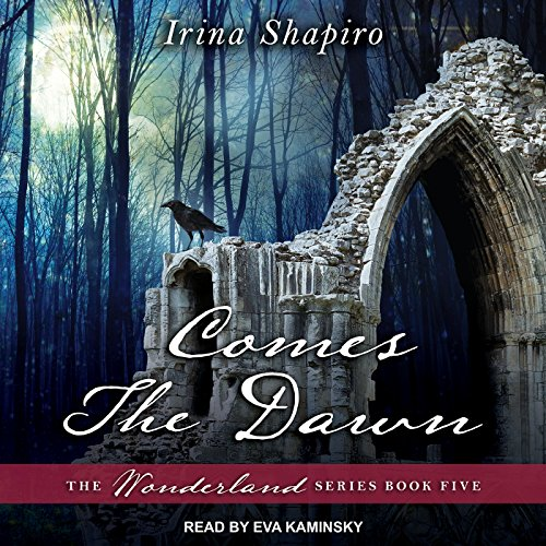 Comes the Dawn audiobook cover art