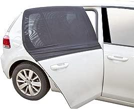 SPECOOL Car Window Sun Shades Paquete de 5 Tama/ño Universal para Ventanas Laterales Baby Side y Rear Windows Protecci/ón contra Rayos UV y Calor F/ácil de Instalar
