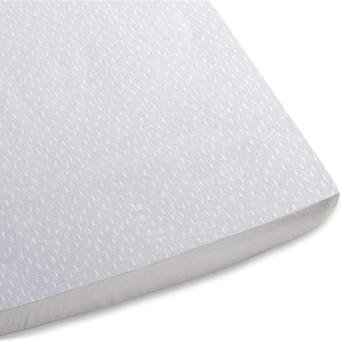 Atelier de Morph/ée Drap Housse Matelas 60x130 100/% Coton Blanc