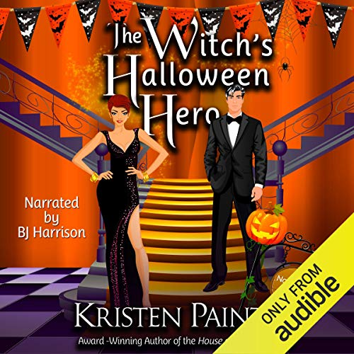 The Witch's Halloween Hero cover art