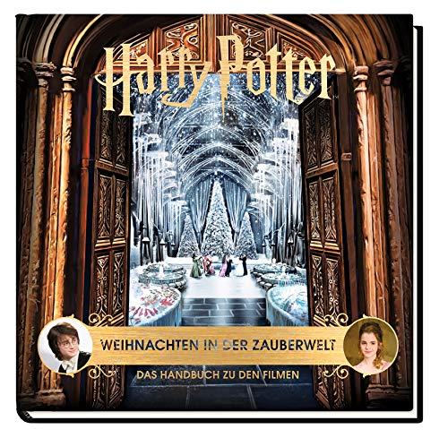 Harry Potter: Weihnachten in der Zauberwelt - Das Handbuch zu den Filmen: Buch mit vielen Extras (nachgebildeten Requisiten, Poster, Booklets etc.)