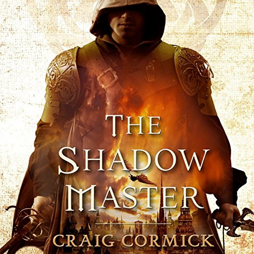 The Shadow Master audiobook cover art