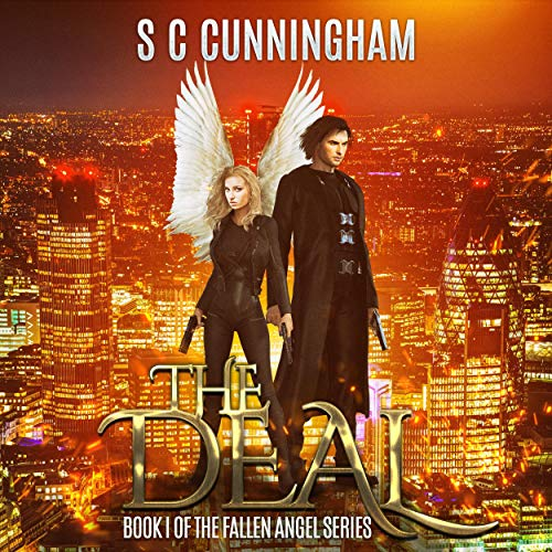 The Deal Audiobook By S C Cunningham cover art