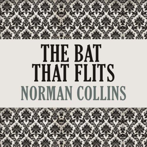 The Bat That Flits audiobook cover art