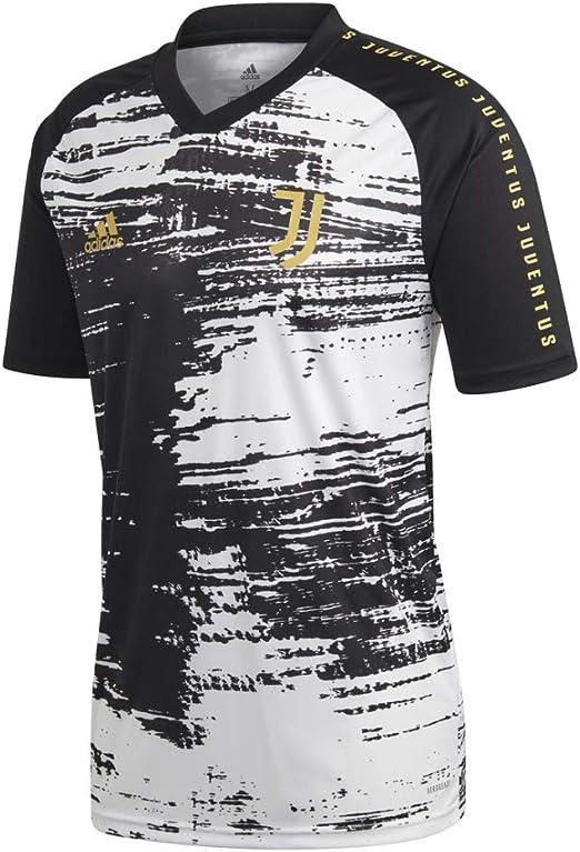 adidas Juve Preshi Camiseta Hombre