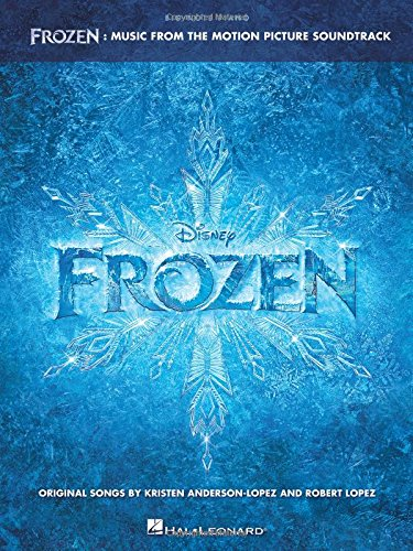 Frozen: Music From The Motion Picture Soundtrack (Big-Note Piano): Songbook für Klavier
