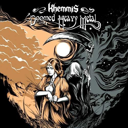 Doomed Heavy Metal (Ltd.Clear/Black Splatter) [Vinyl LP]