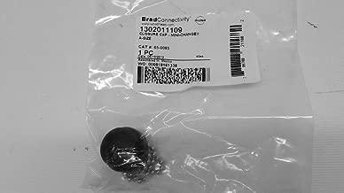 1302011109-Dust Cap/Cover, Closure Cap, Brad Mini-Change Connectors, Zinc Body