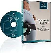 P.VOLVE Precision Sculpt Workout Video DVD + Digital Copy