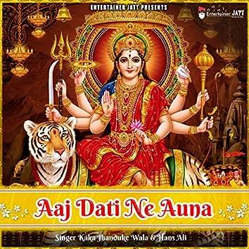 Aaj Dati Ne Auna - Single
