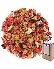 """Núm. 1323: Té de frutas """"Mañana frutal"""" - hojas sueltas - GAIWAN® GERMANY - manzana, papaya y piña endulzadas, gránulos de fruta de la fresa, hibisco"""
