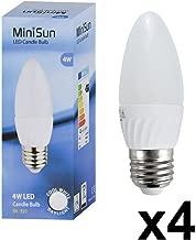 Sylvania Toledo Retro A60 Golden LED Lamps 450lm Luminous Flux B22 Ca 6 Pack