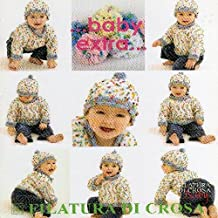 Baby Extra Filatura Di Crosa Baby (Lovely and PomPom Collection 2006)