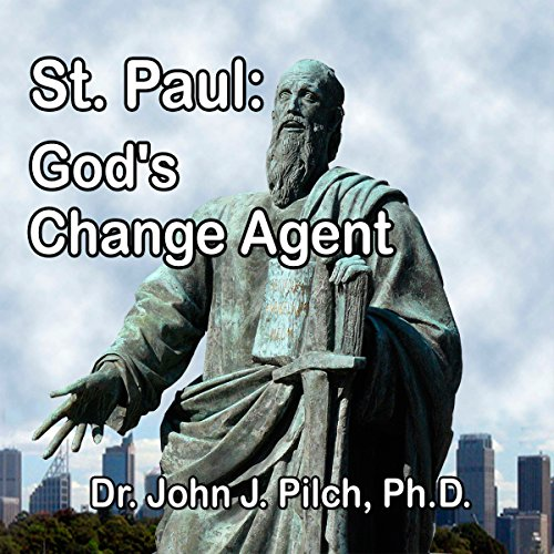 St. Paul: God's Change Agent  By  cover art