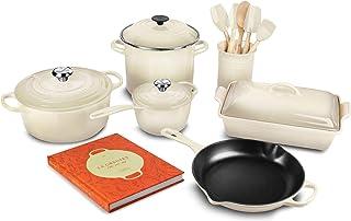 Le Creuset 16-piece Cookware Set (Meringue)