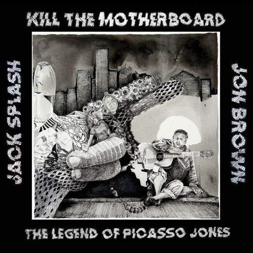The Legend of Picasso Jones