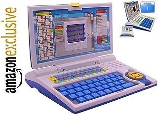 Supreme Power Educational Laptop for 20 Fun Activities Enhanced Skills of Children Premium Quality Kids Educational Purpos...