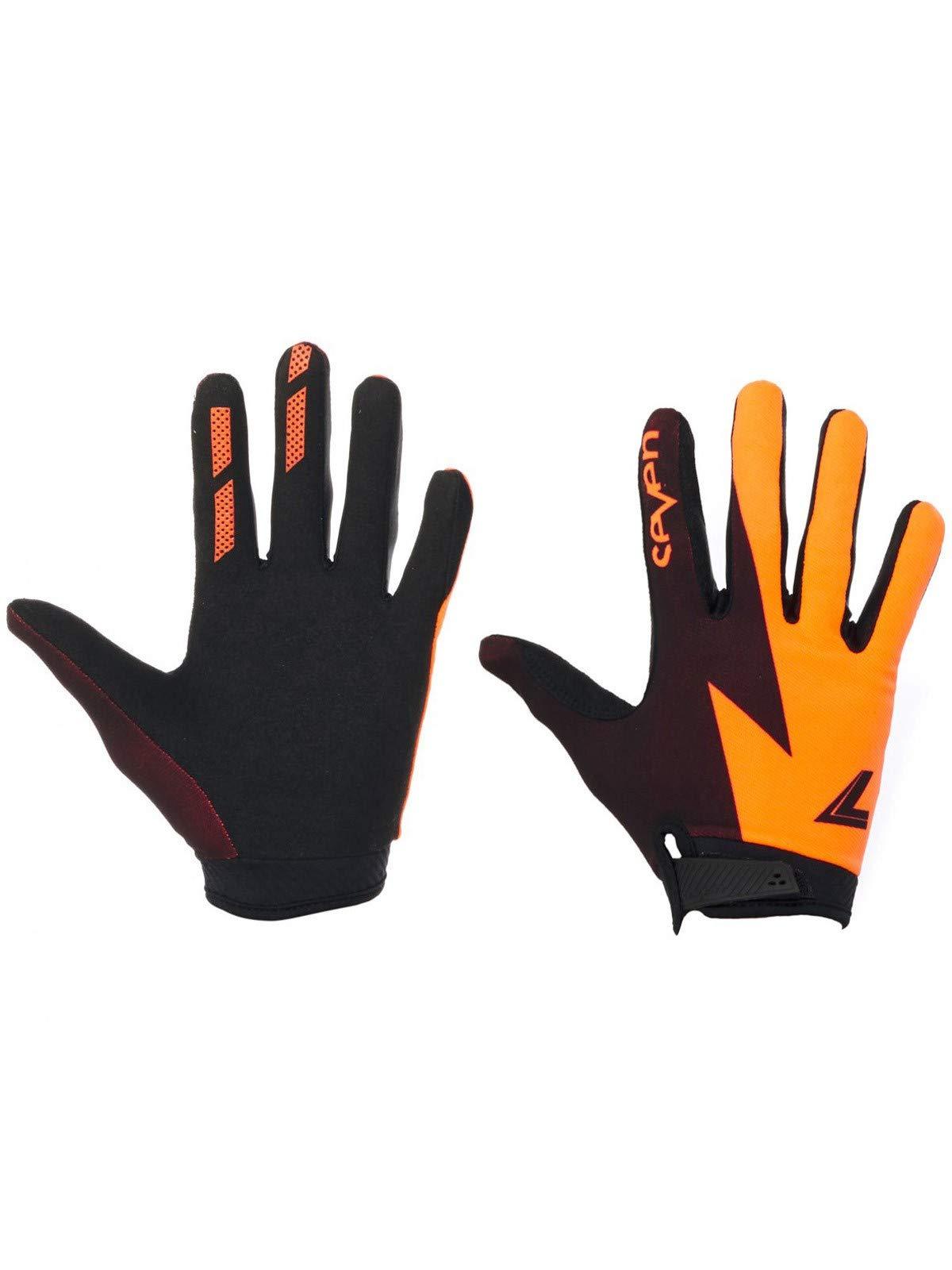 Seven Mx Mx Handschuhe 2018 Rival Fluorescent Orange Small , Orange