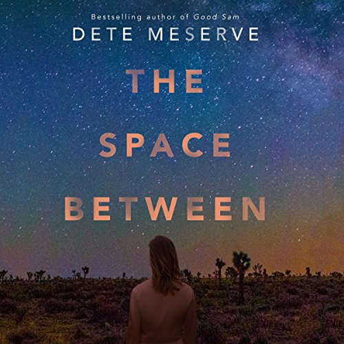 The Space Between audiobook cover art
