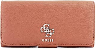 Luxury Fashion | Guess Womens SWVG6853590COGNAC Brown Wallet | Fall Winter 19