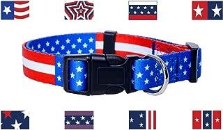 Best american flag dog collars Reviews