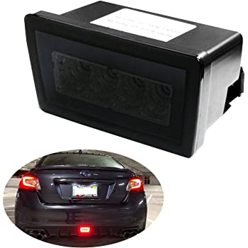 [ZHKZ_3066]  Amazon.com: iJDMTOY Smoked Lens 3-in-1 Full LED Rear Fog Light Kit  Compatible with Subaru Impreza WRX/STI or Crosstrek, Function as Tail/Brake  Lamp, Backup Reverse Light (Includes Wire Harness & Mounting Bracket:  Automotive | 2007 Wrx Fog Light Wiring Harness |  | Amazon.com