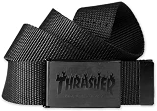 thrasher flame belt