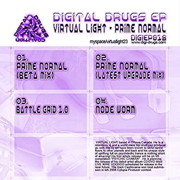 Prime Normal EP