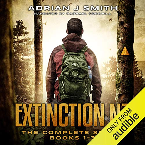 The Extinction New Zealand Series Box Set: The Rule of Three, The Fourth Phase, The Five Pillars cover art