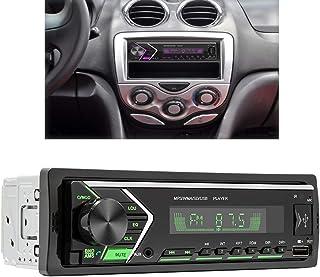 ZJJUN Electronics Video Audio SWM505 Car Radio Receiver MP3 Player with Remote Control, Support FM & Bluetooth & USB & AUX...