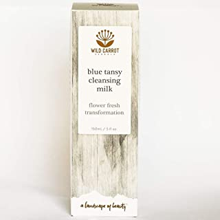 Blue Tansy Cleansing Milk Wild Carrot Herbals 150 mL Liquid