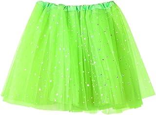 8a0470fa4f2b0b Amazon.fr : jupe tutu vert : Vêtements