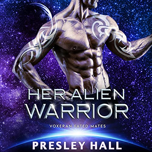 Her Alien Warrior cover art